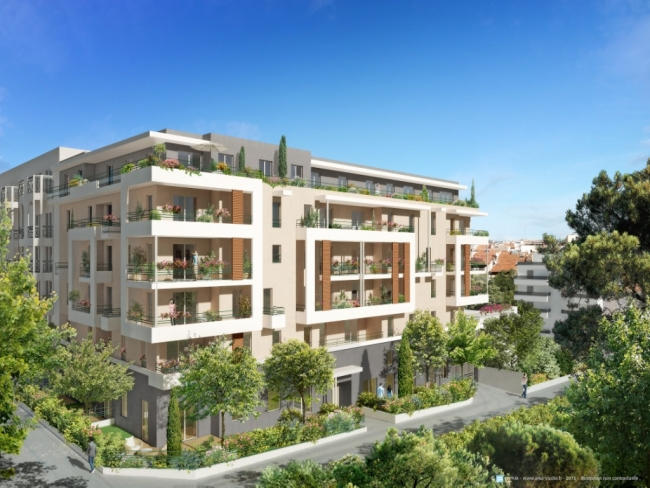 Immobilier neuf antibes promoteur immobilier antibes for Promoteur immobilier neuf